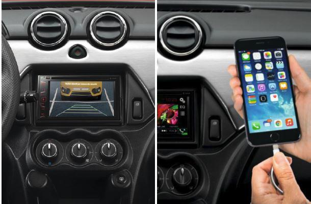 tablettes accessoires voitures sans permis