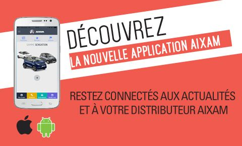 Aixam lance son application