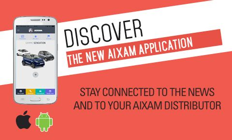 Aixam launches its application