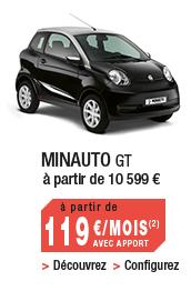 Minauto GT