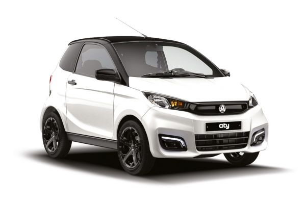 AIXAM licence-free cars City 1.City Sport 2020 3/4 front