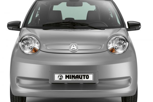 AIXAM licence-free cars Minauto CROSS Car bonnet