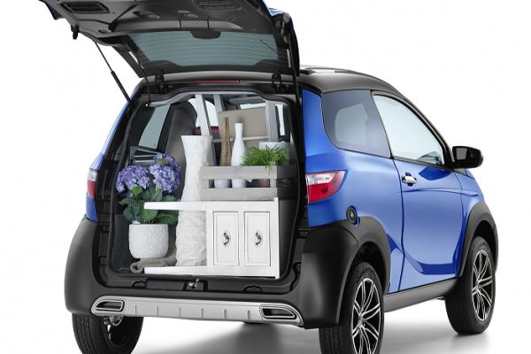 voiture sans permis crossline par aixam leader europ en de la voiture sans permis. Black Bedroom Furniture Sets. Home Design Ideas