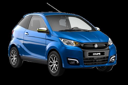 """""""No-licence"""" cars AIXAM Coupé Premium"""