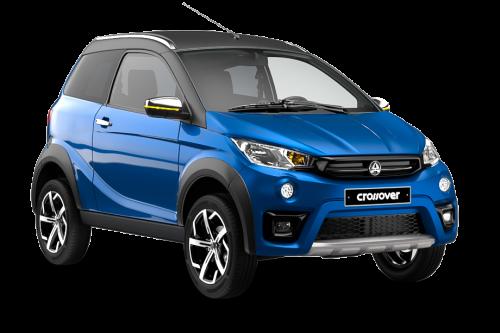 """No-licence"" cars AIXAM Crossover Premium"
