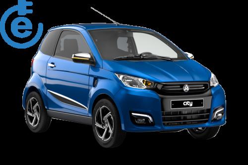"""""""No-licence"""" cars AIXAM e City Premium"""