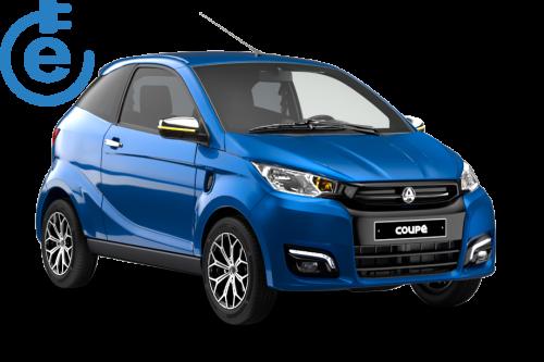 """""""No-licence"""" cars AIXAM e Coupé Premium"""