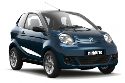 """No-licence"" cars AIXAM Minauto GT"