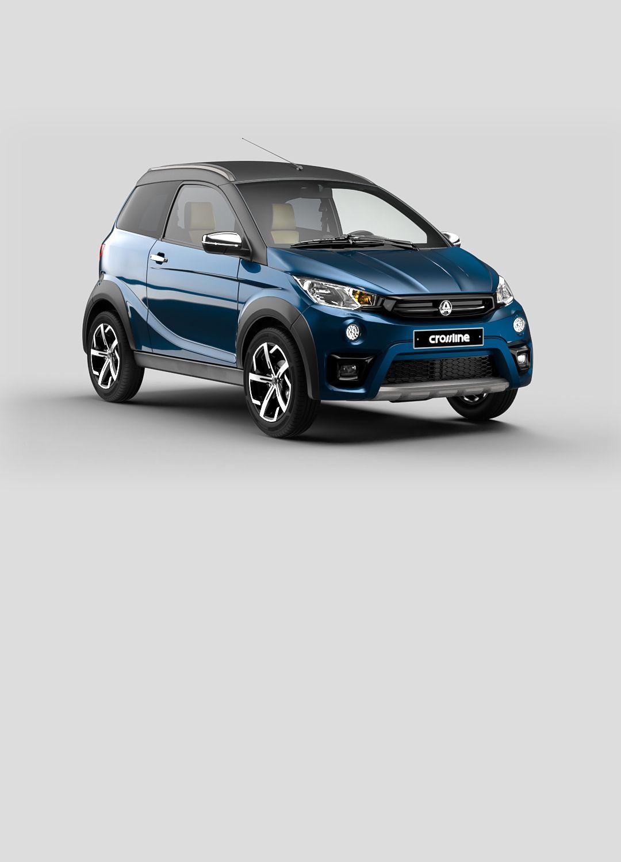 No Licence Cars Aixam Crossline Gtno Gt Power Control Forward And Reverse Speed Circuit Aixamcrossline