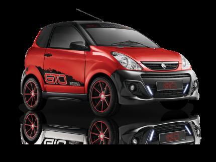 voiture sans permis GTO